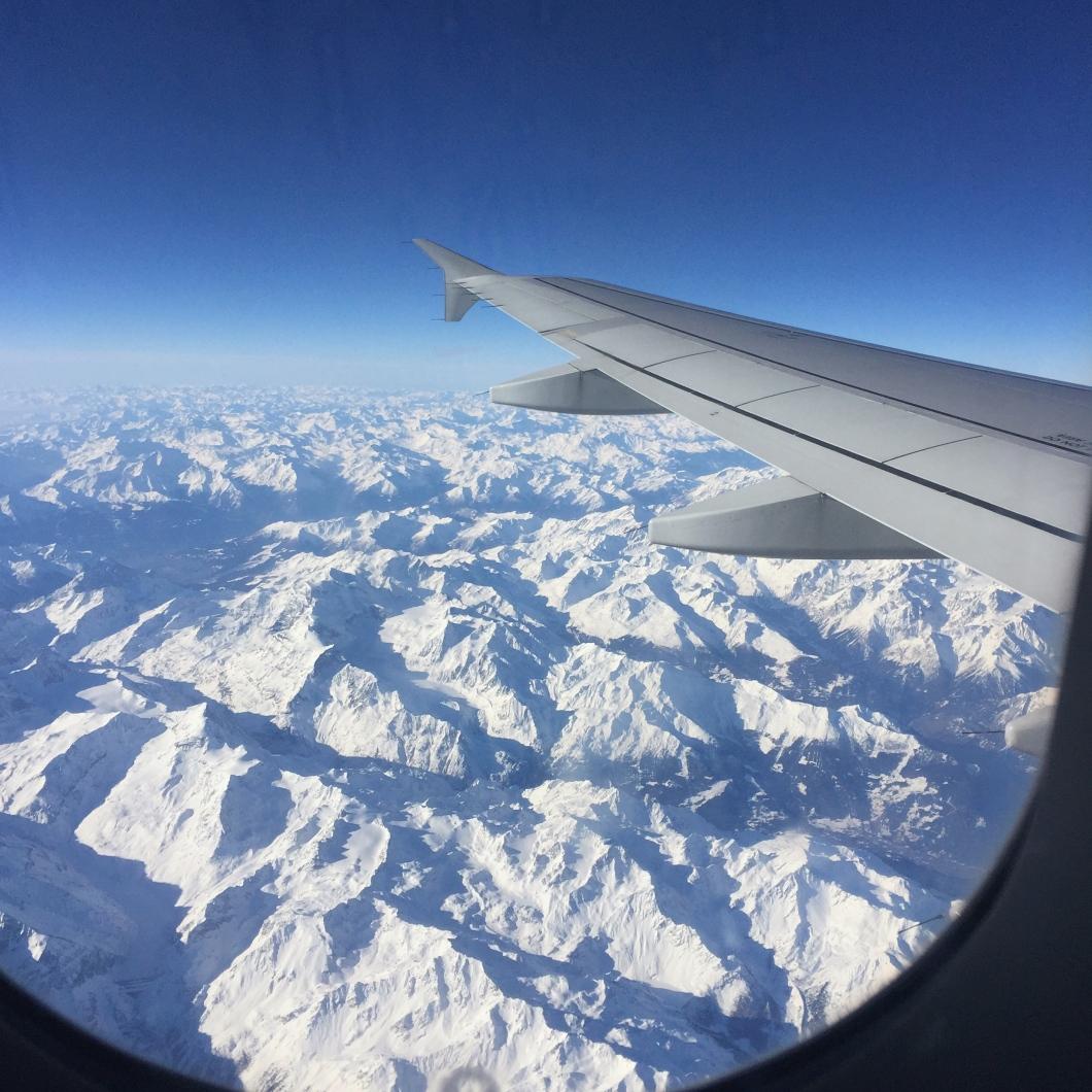 Fly alps